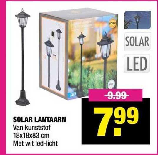 Big Bazar Solar Lantaarn