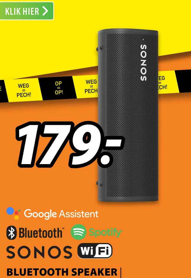 Expert Sonos Bluetooth Speaker