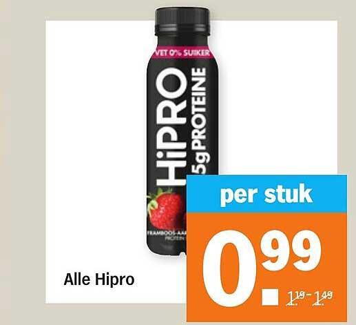 Albert Heijn Alle Hipro