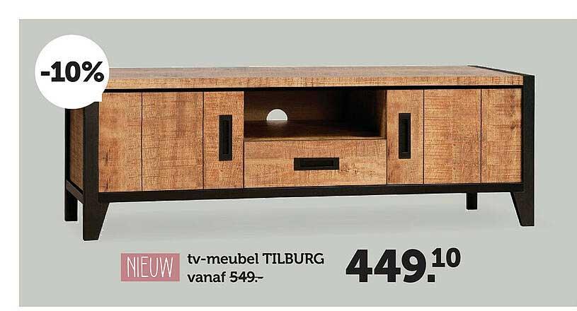 Woonexpress TV-Meubel Tilburg