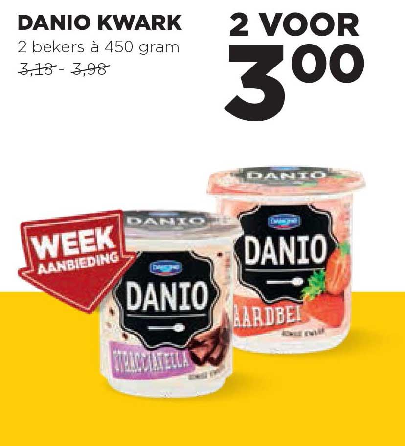 Jumbo Danio Kwark