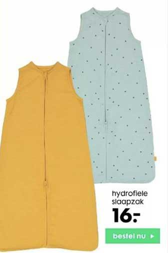 HEMA Hydrofiele Slaapzak