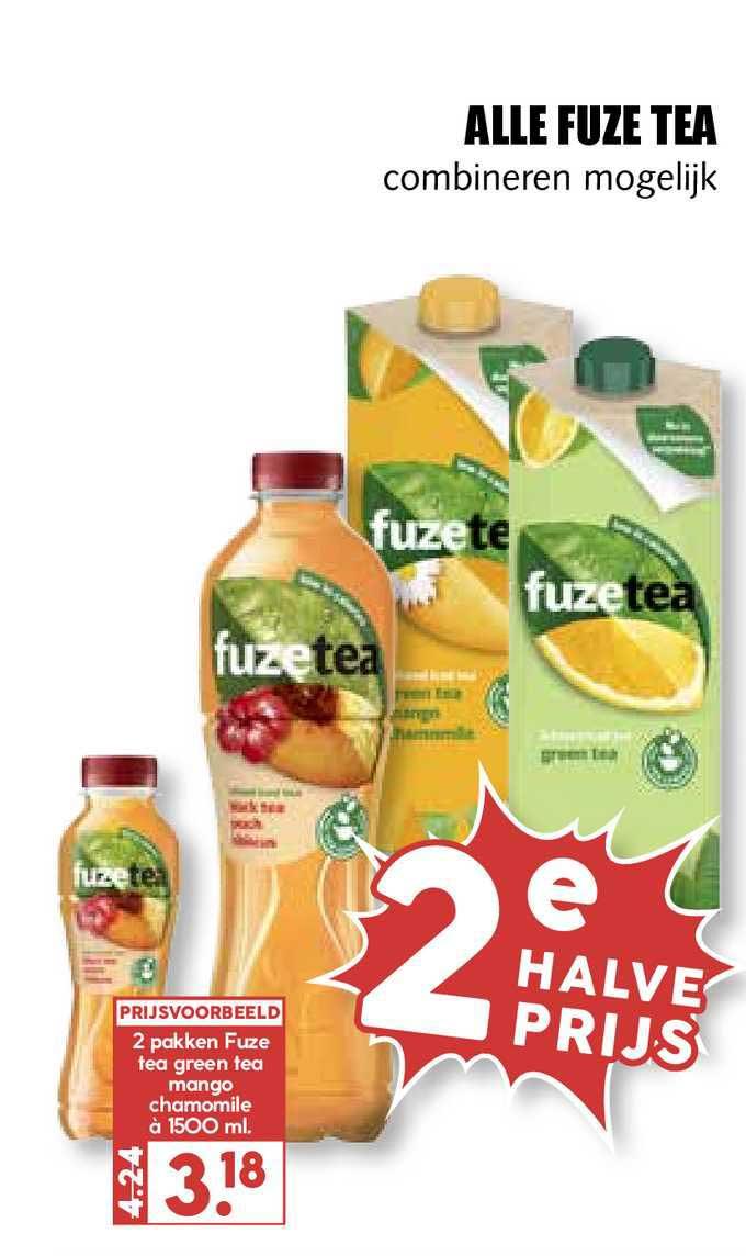 MCD Supermarkt Alle Fuze Tea
