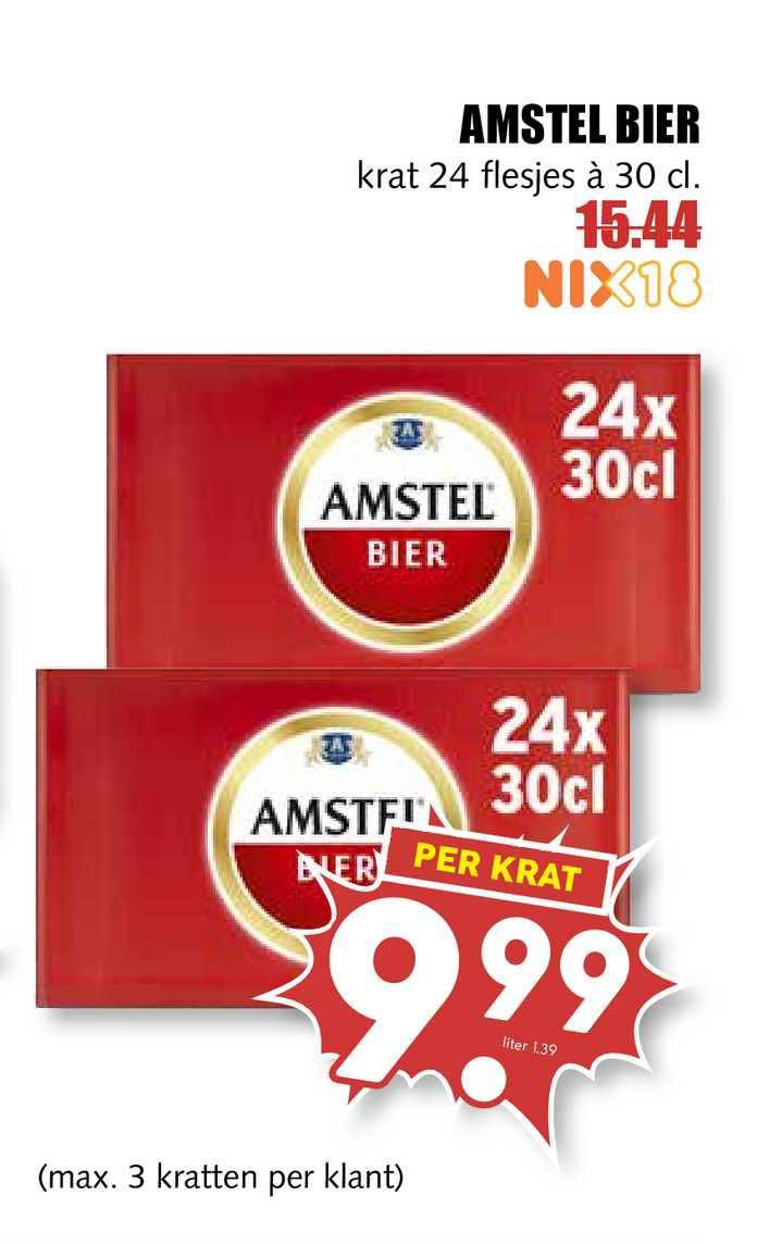 MCD Supermarkt Amstel Bier