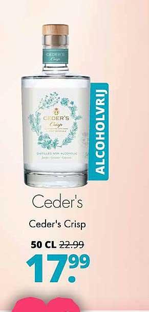 Mitra Ceder's Ceder's Crisp