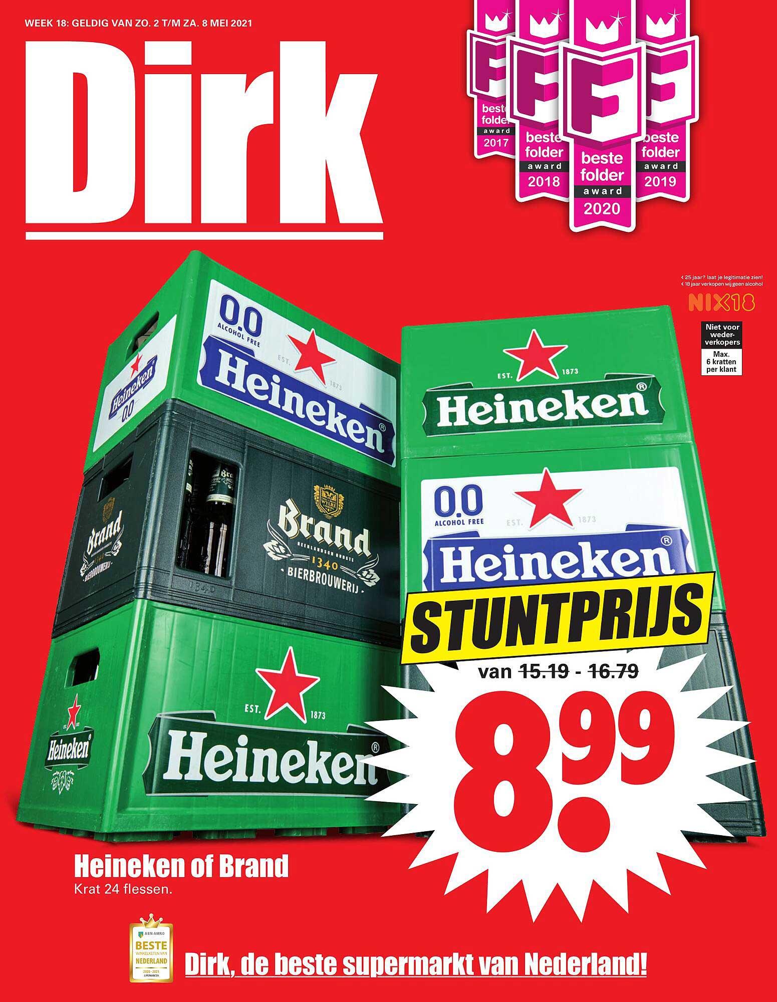 Dirk Heineken Of Brand