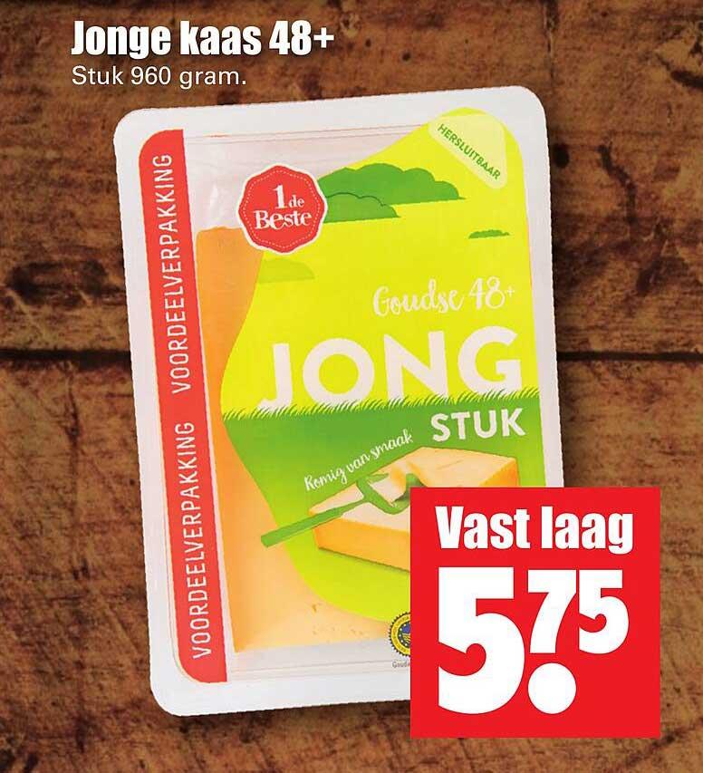 Dirk Jonge Kaas 48+