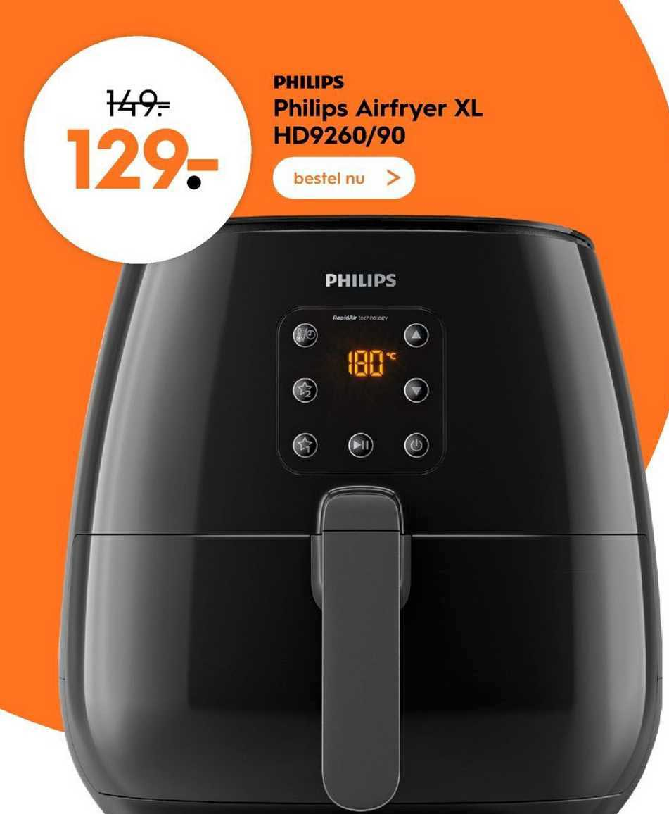 Blokker Philips Airfryer XL HD9260-90
