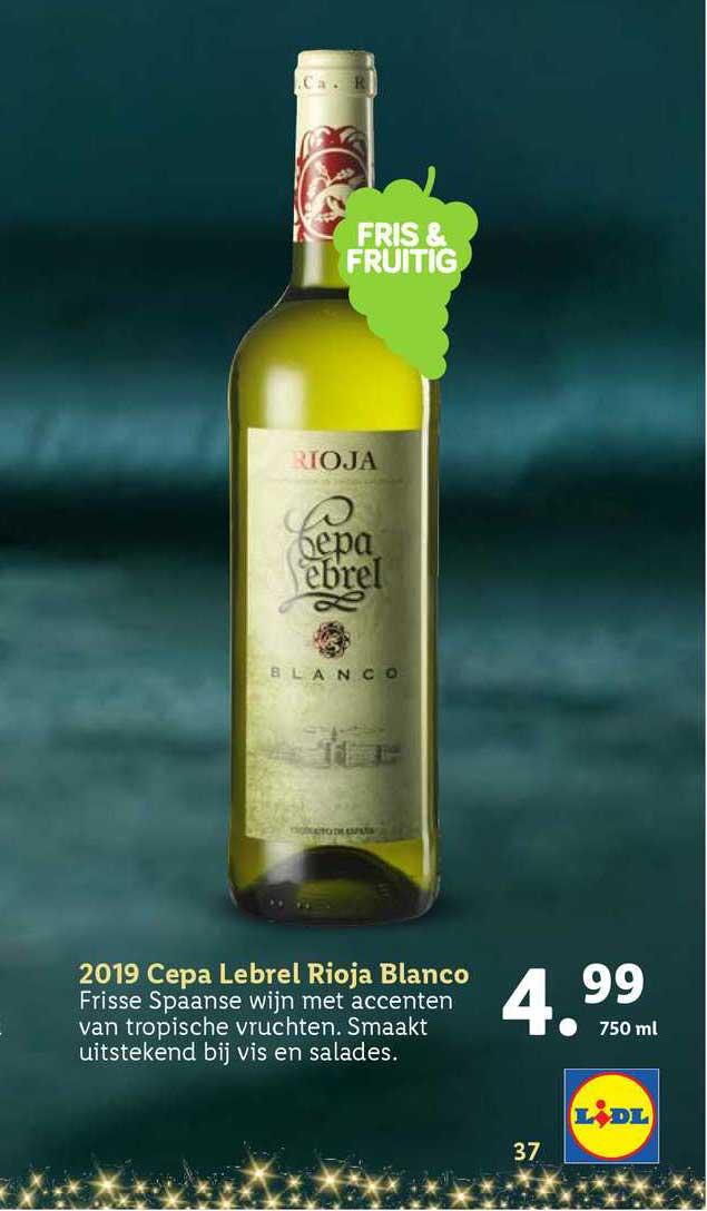 Lidl Spaanse Wijn