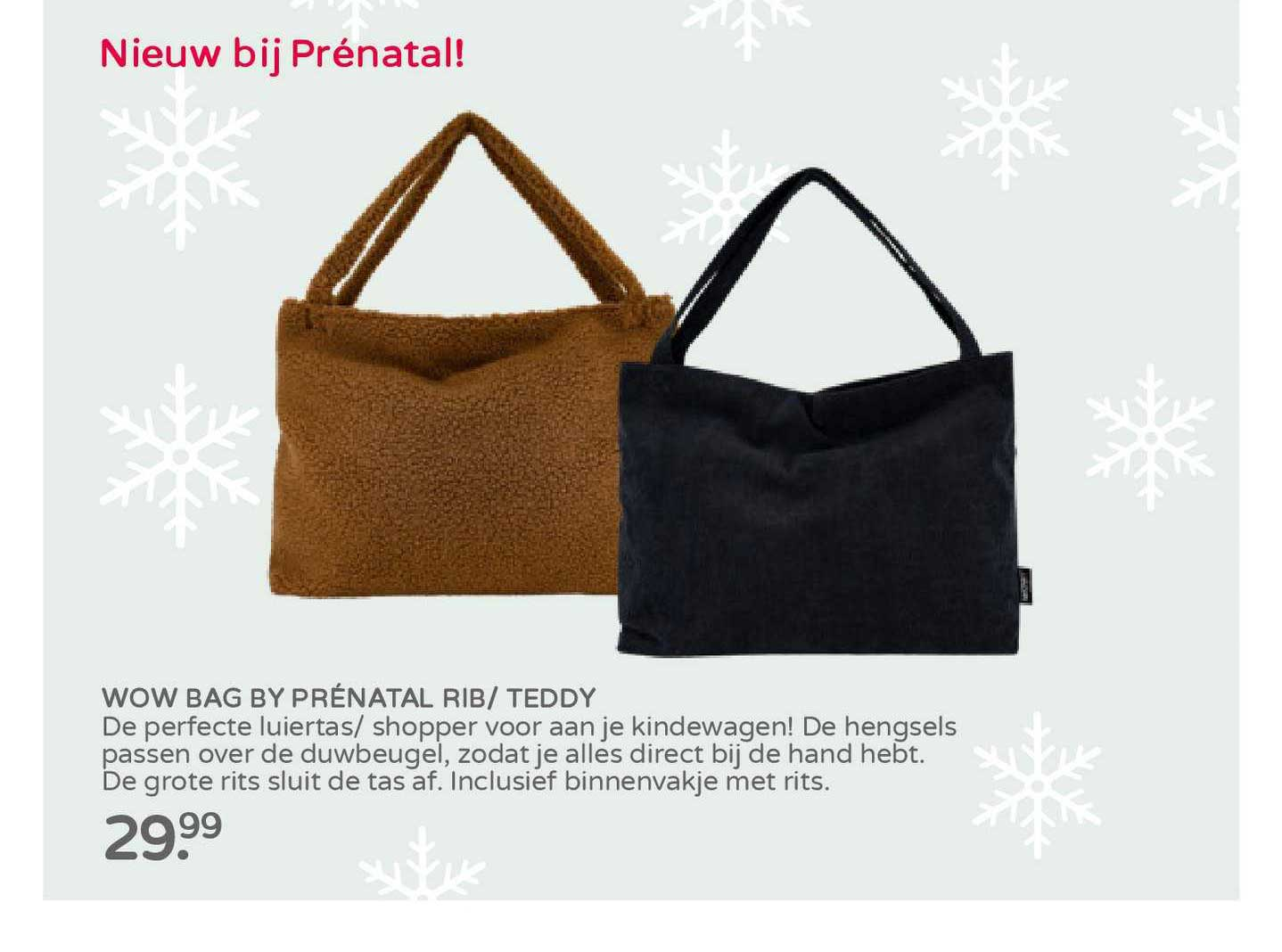 Prénatal Wow Bag By Prenatal Rib-Teddy
