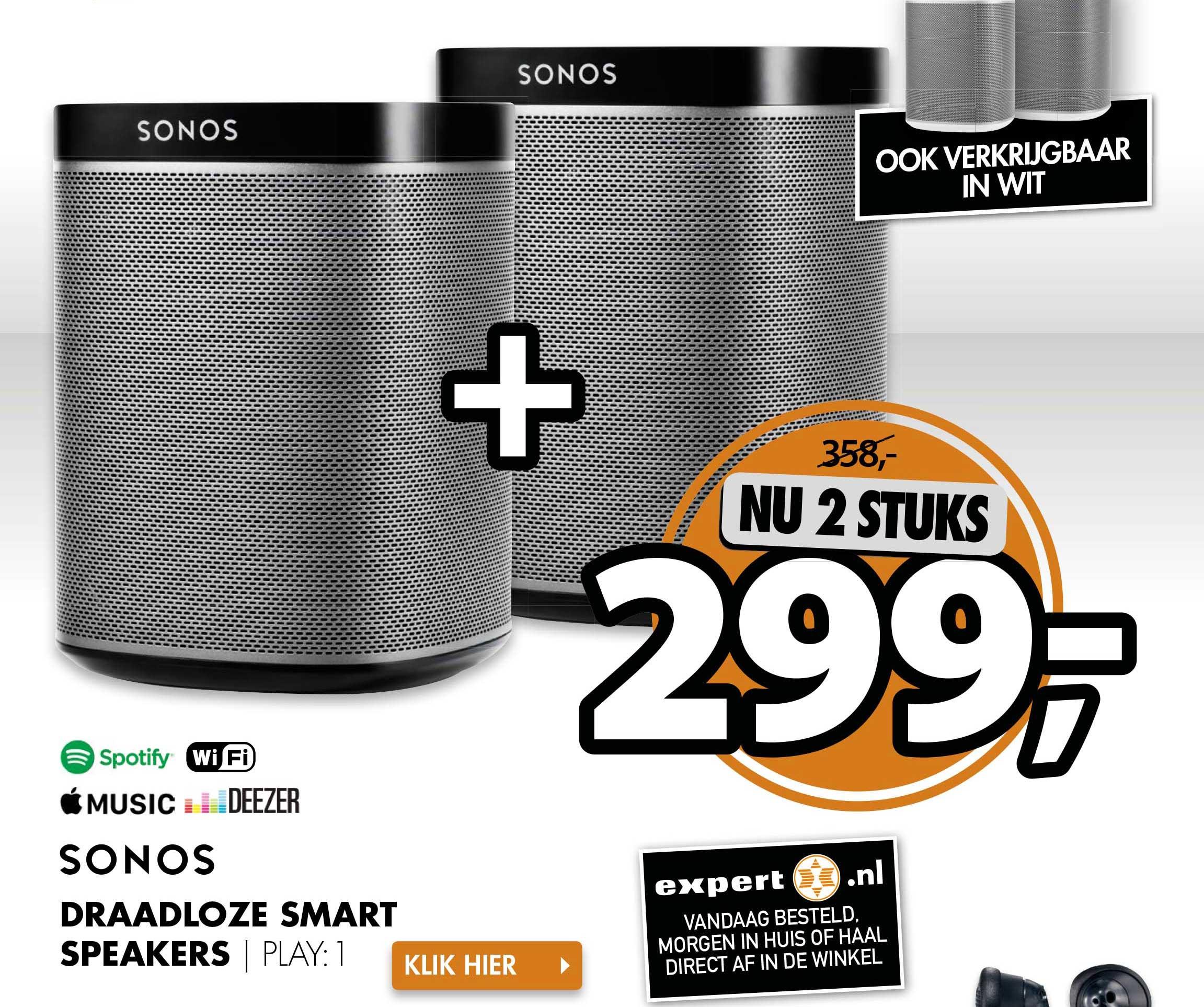 Expert Sonos Play 1