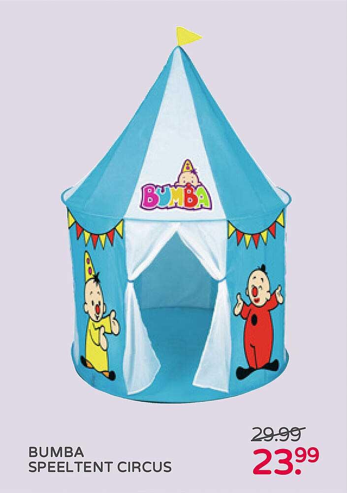 Prénatal Bumba Speeltent Circus