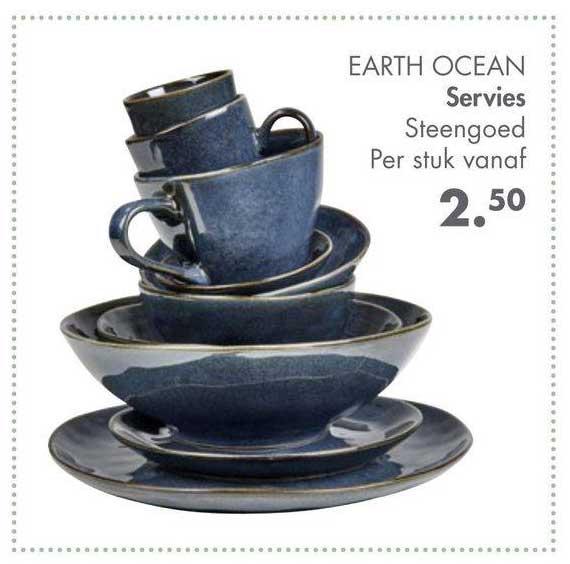 CASA Earth Ocean Servies