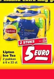 Nettorama Lipton Ice Tea