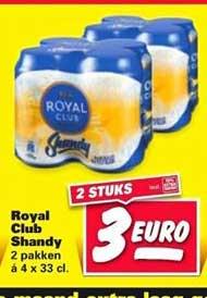 Nettorama Royal Club Shandy
