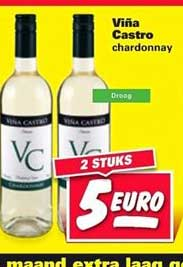 Nettorama Viña Castro Chardonnay