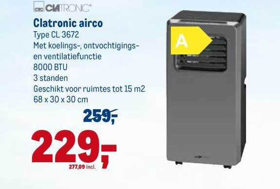 Makro Clatronic Airco