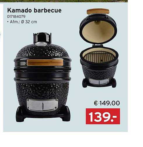 Heuts Kamado Barbecue