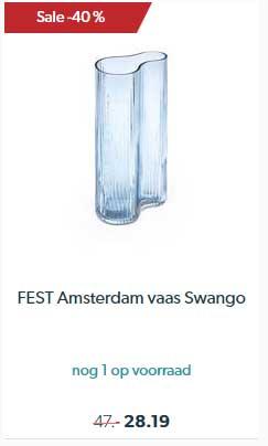 Wehkamp Fest Amsterdam Vaas Swango