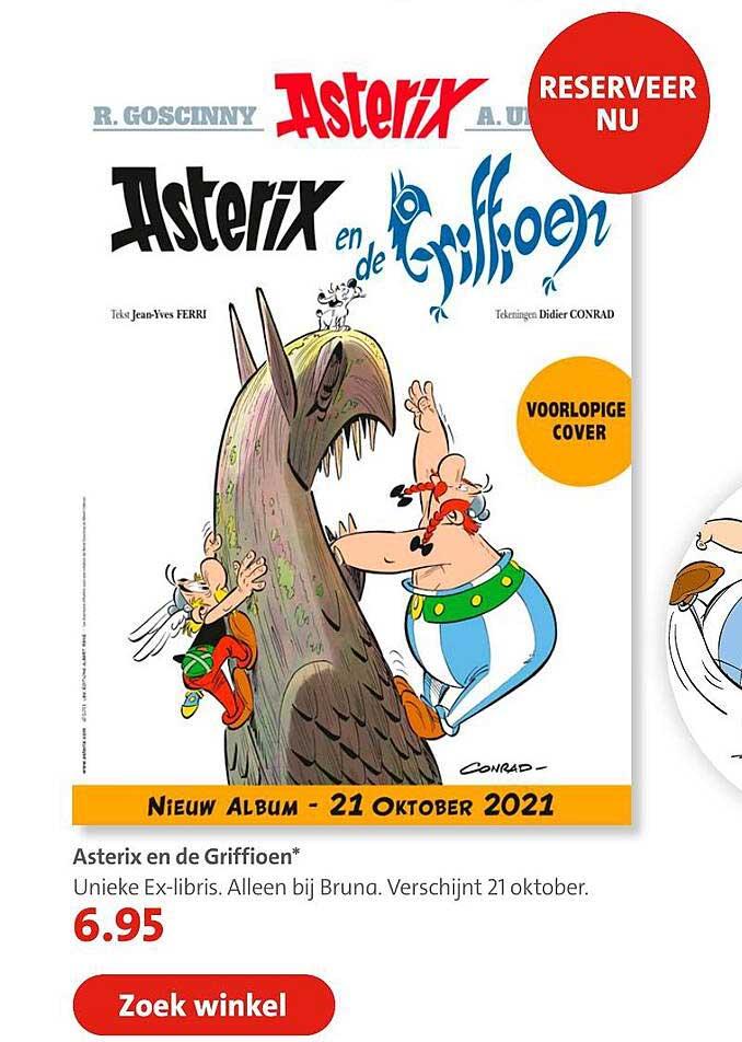 Bruna Asterix En De Griffioen