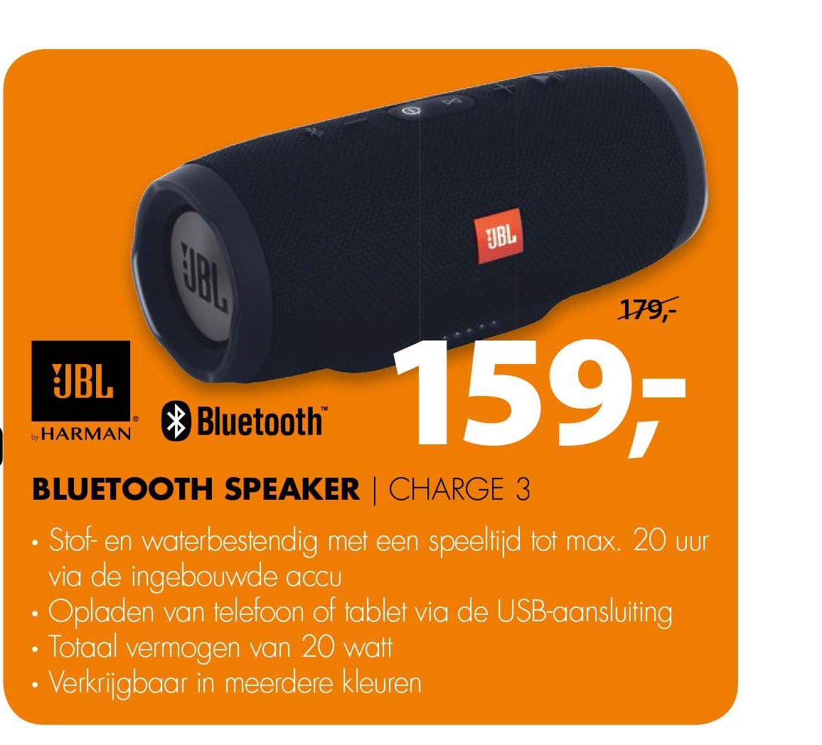 Expert Jbl Bluetooth Speaker Charge 3