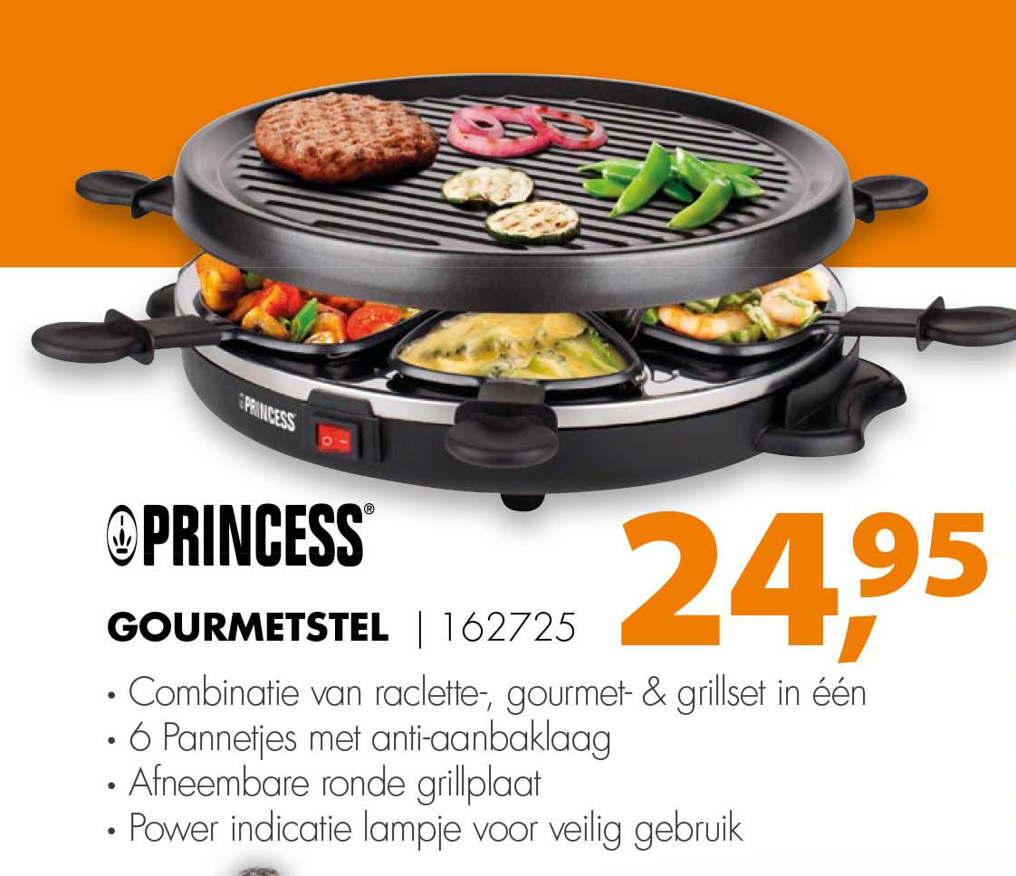 Expert Princess Gourmetstel 162725