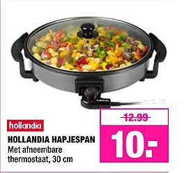 Big Bazar Hollandia Hapjespan