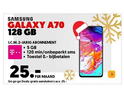 Mediamarkt Samsung Galaxy A70 128GB