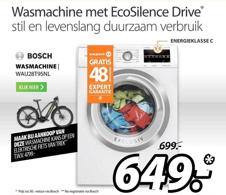 Expert Bosch Wasmachine | WAU28T95NL