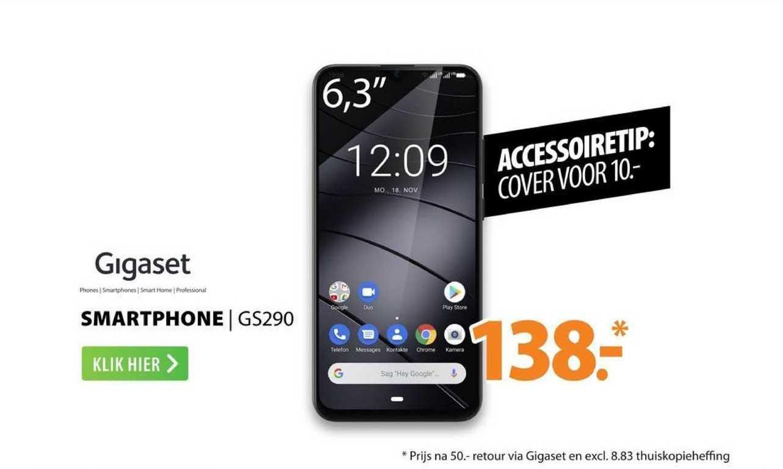 Expert Gigaset Smartphone | GS290