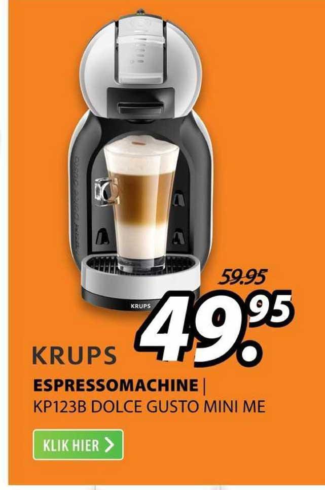Expert Krups Espressomachine | KP123B Dolce Gusto Mini Me
