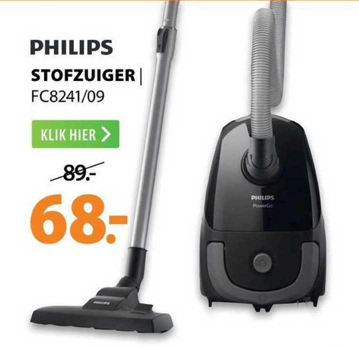 Expert Philips Stofzuiger | FC8241-09