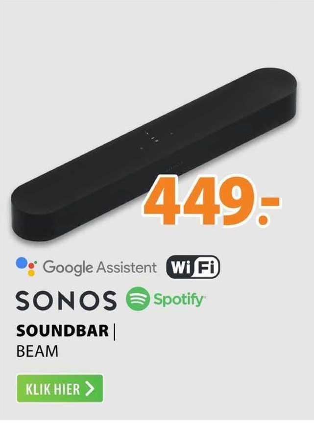 Expert Sonos Soundbar | Beam