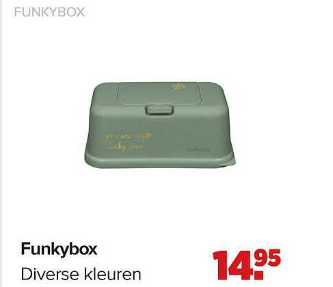 Baby-Dump Funkybox