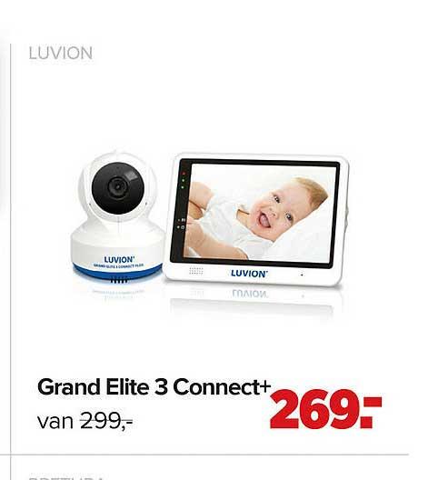 Baby-Dump Luvion Grand Elite 3 Connect+
