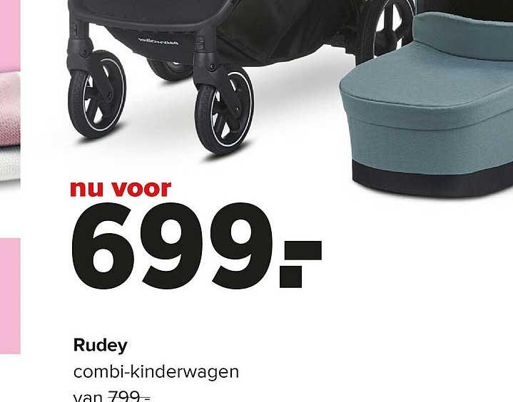 Baby-Dump Rudey Combi-Kinderwagen