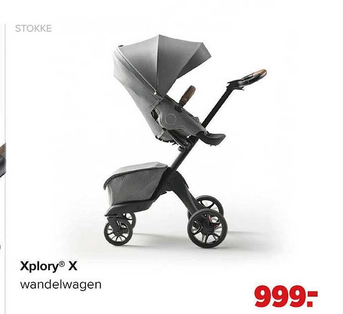 Baby-Dump Stokke Xplory® X Wandelwagen