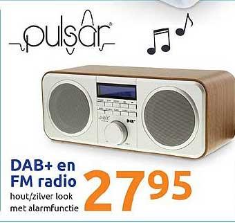 Action DAB+ En FM Radio