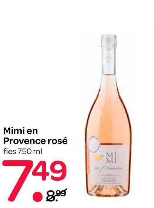 Spar Mimi En Provence Rose