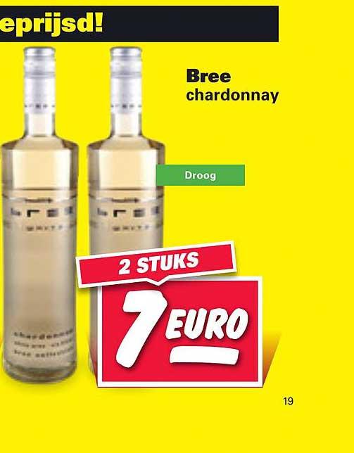 Nettorama Bree Chardonnay