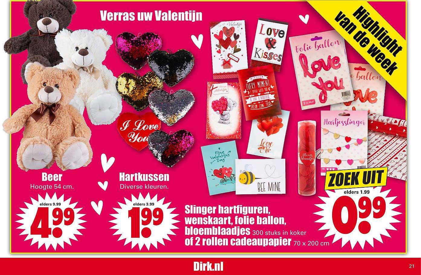 Dirk Verras Uw Valentijn