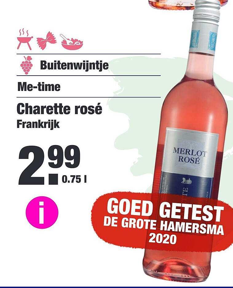 ALDI Charette Rosé