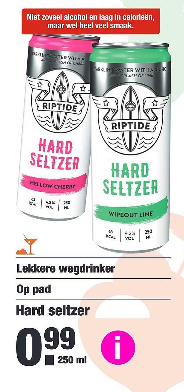 ALDI Hard Seltzer