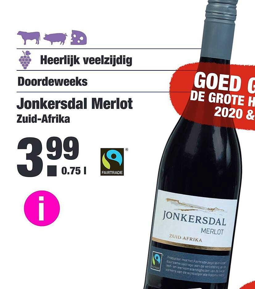 ALDI Jonkersdal Merlot