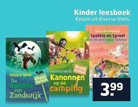 Trekpleister Kinder Leesboek