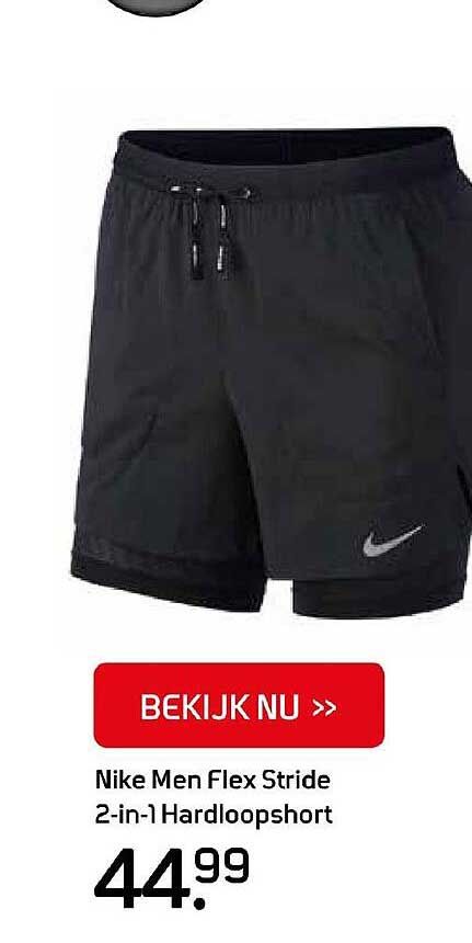 SPORT 2000 Nike Men Flex Stride 2-in-1 Hardloopshort