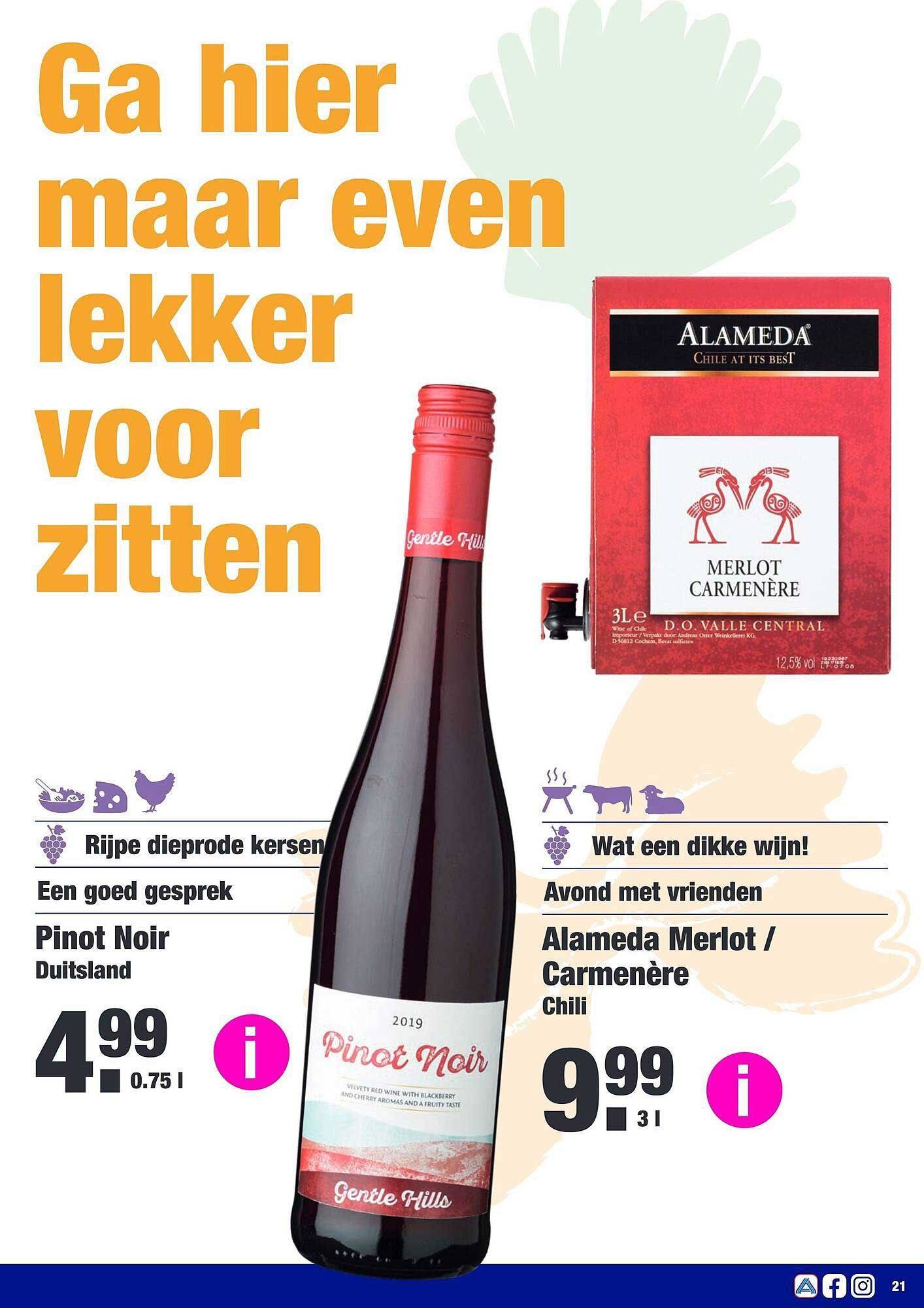 ALDI Pinot Noir