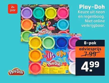 Trekpleister Play-Doh