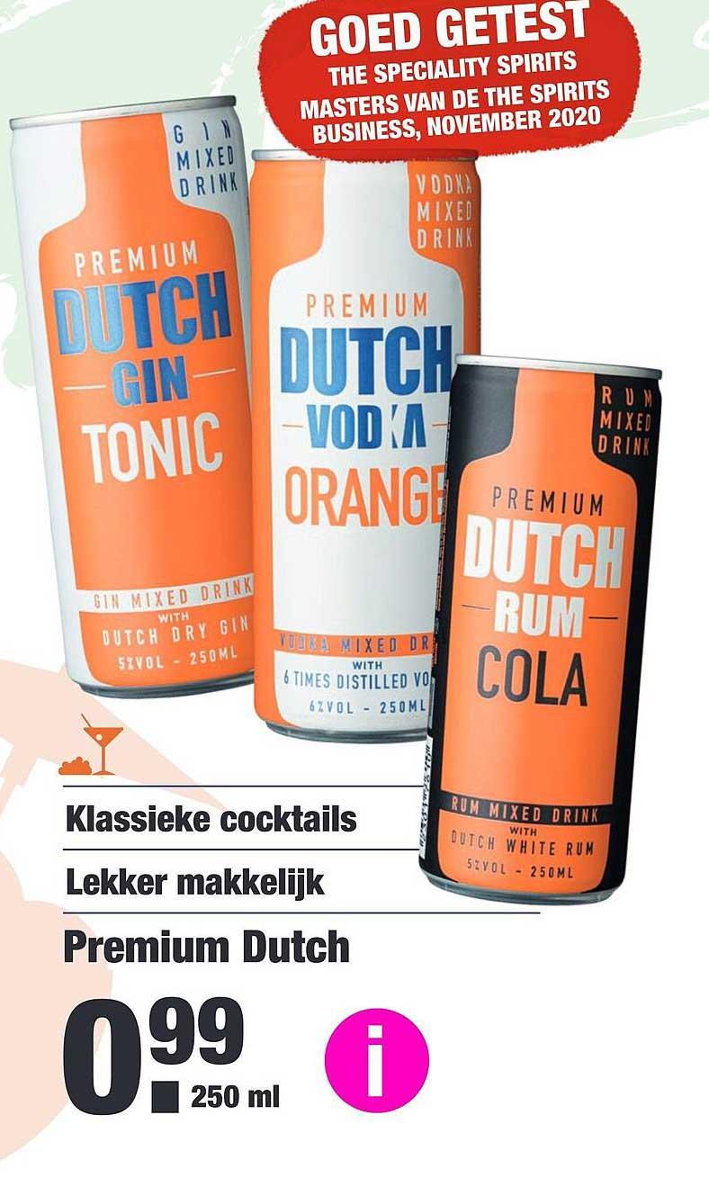 ALDI Premium Dutch