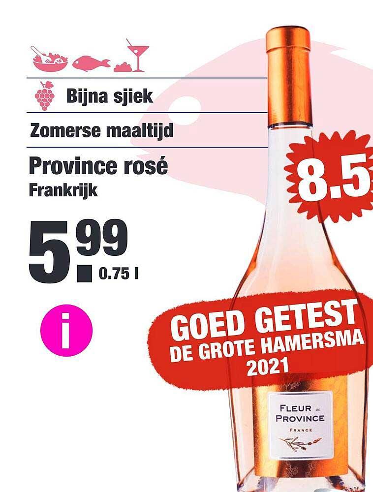ALDI Province Rosé